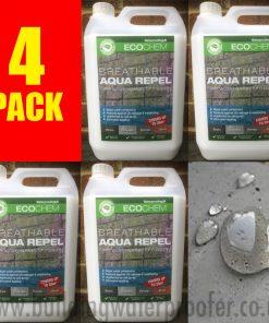 AQUA-REPEL 4 x 5 litres