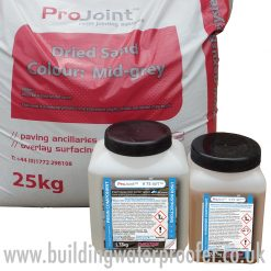 Nexus Projoint resin jointing