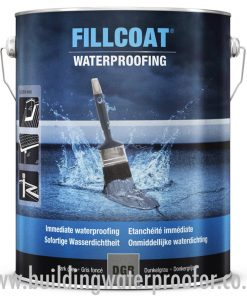 Rust-oleum Fillcoat roof waterproofer