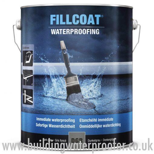 Rust-oleum Fillcoat roof waterproofer