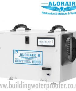 Basement Cellar Dehumidifier
