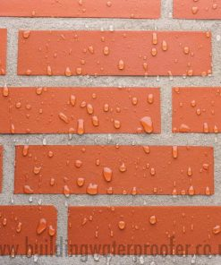 Remmers Funcosil FC Cream Brick Waterproofer after application
