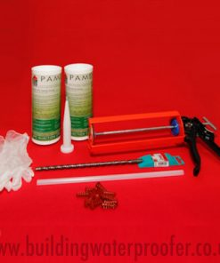DPC Injection Cream Kit 1 litre