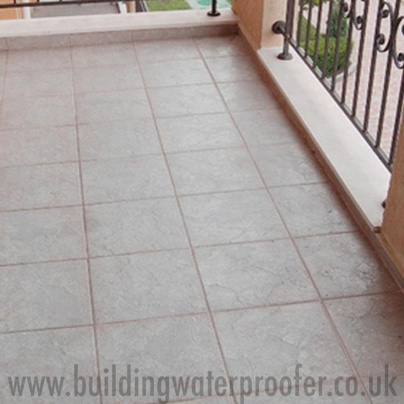 Waterproofing Balconies