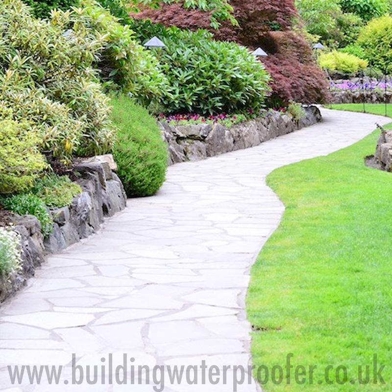 Waterproofing Paths
