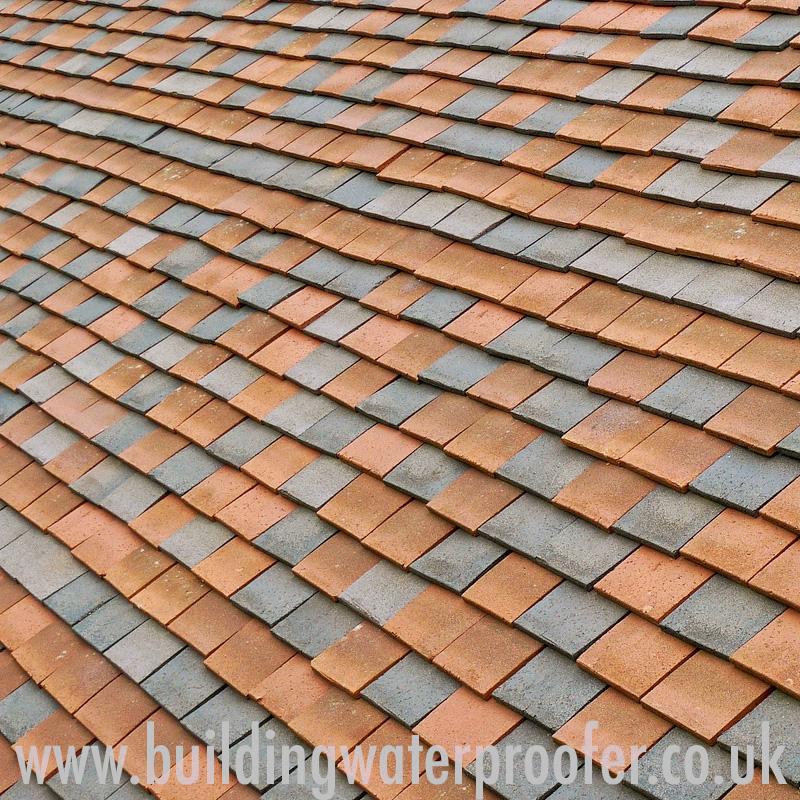 Waterproofing Clay Tiles