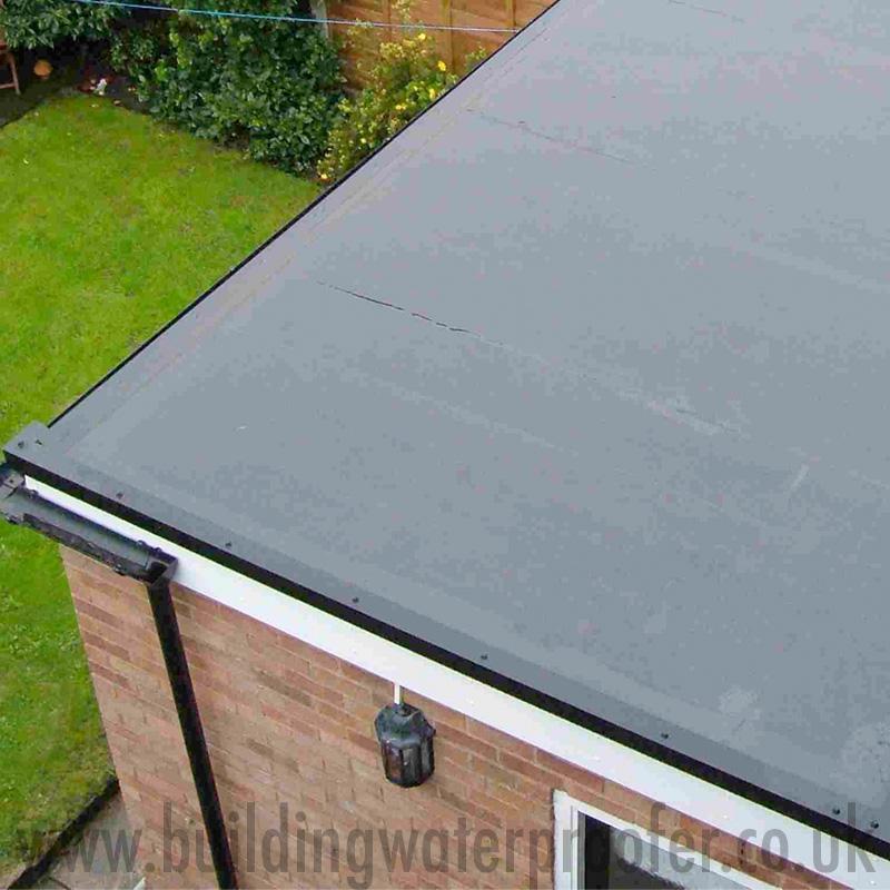 Waterproofing Flat Roofs