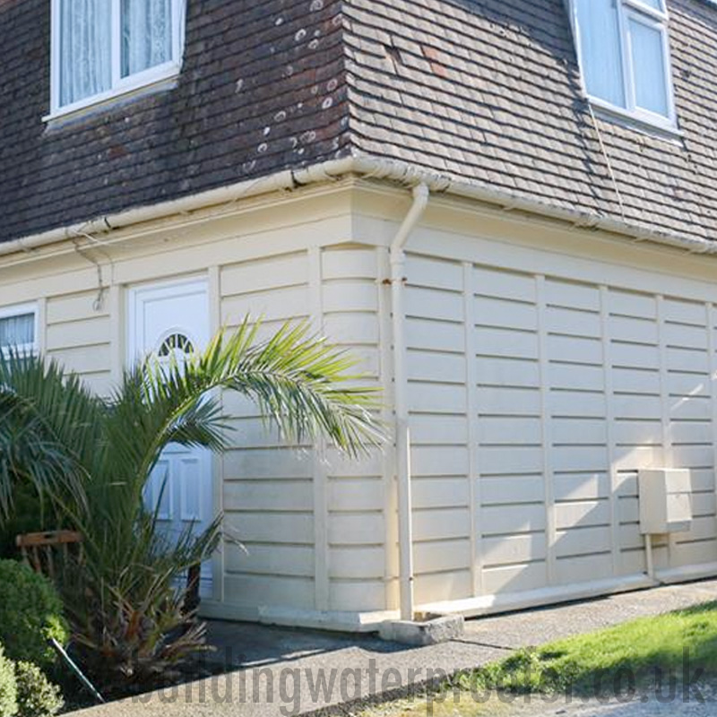 Waterproofing Concrete Walls