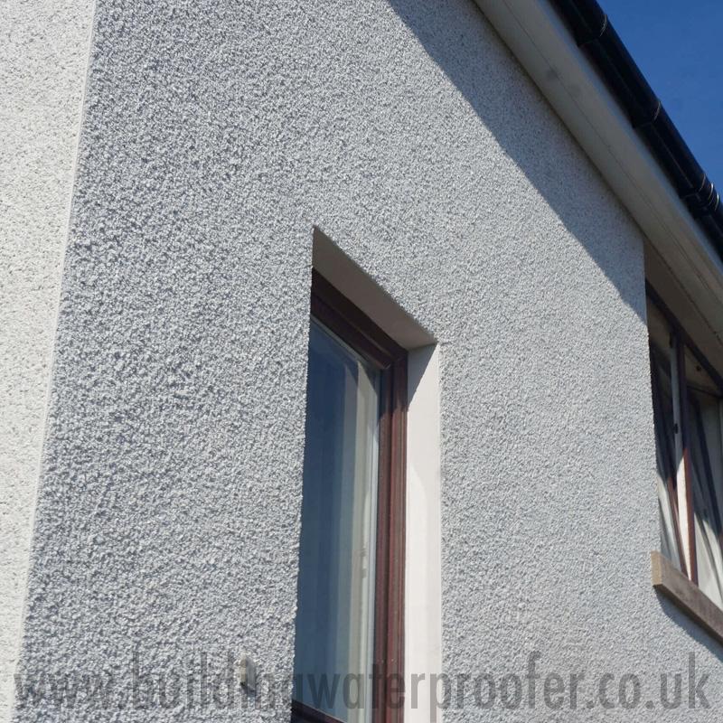 Waterproofing Render Walls