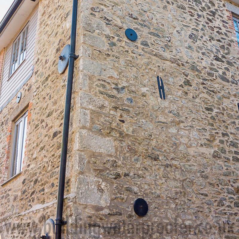 Waterproofing Stone Walls