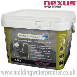 Nexus Fusion patio paving joint compound neutral/buff