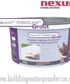Nexus ProJoint Porcelain Grout tub