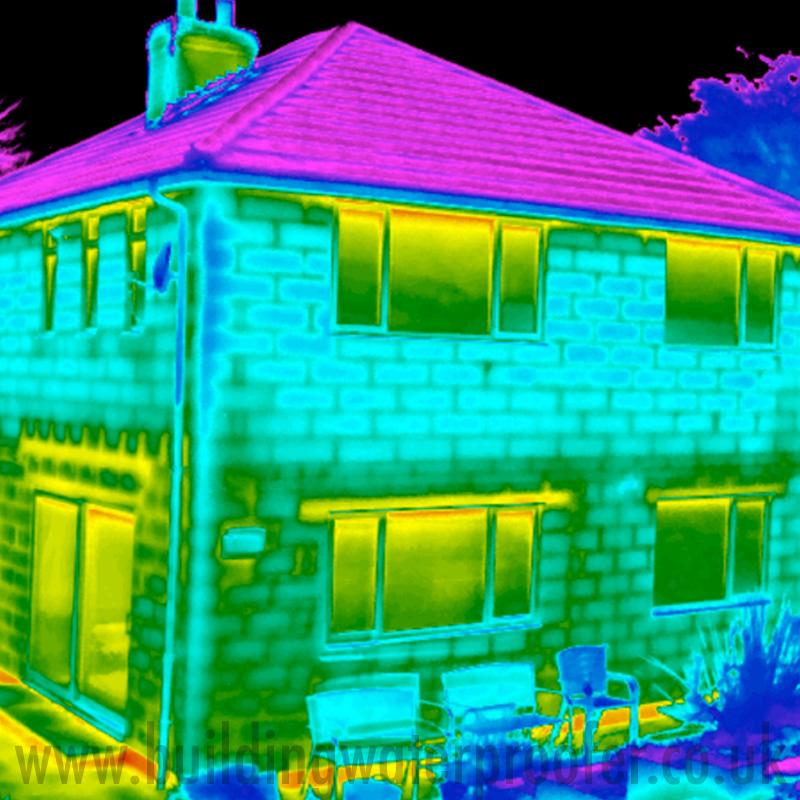 waterproofing energy efficiency