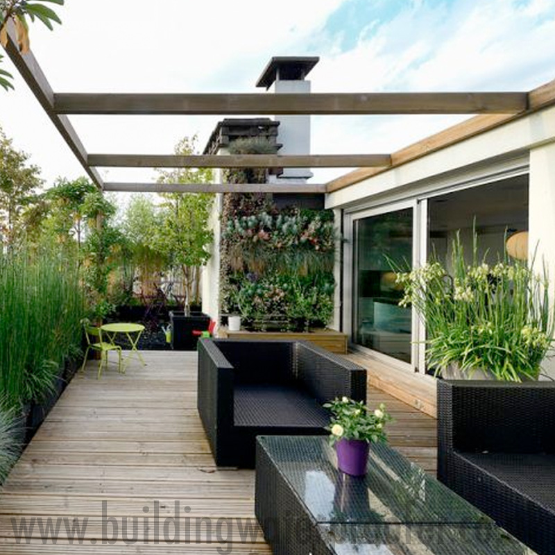 Waterproof Roof Terrace