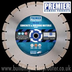 Premier Diamond Product diamond blades P5-C12