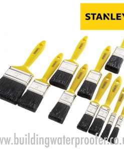 Stanley HOBBY10 10 Piece Hobby Paint Brush Set