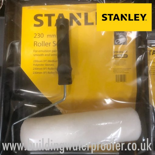 Stanley 9in 230mm roller set