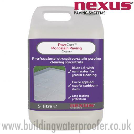 Nexus PaveCare Porcelain Paving Cleaner