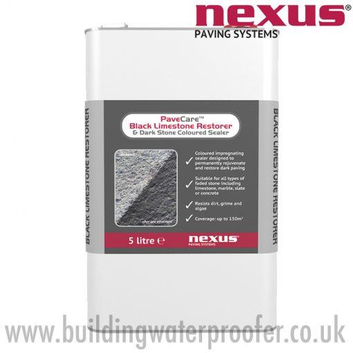 Nexus PaveCare Black Limestone Restorer 5 Litre