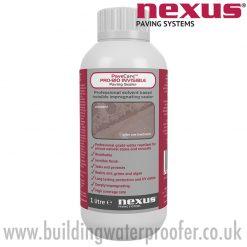 Nexus PaveCare PRO-810 Invisible Paving Sealer 1 litre