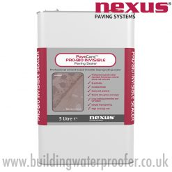 Nexus PaveCare PRO-810 Invisible Paving Sealer 5 litre