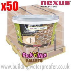 Pallet x50 Nexus Projoint Max