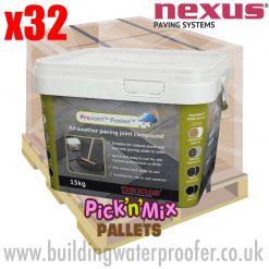 Nexus ProJoint Fusion pallet of 32