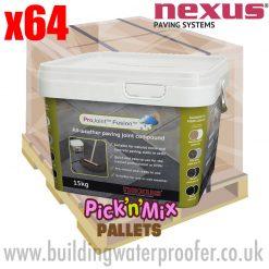 Nexus ProJoint Fusion pallet of 64