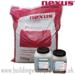 Nexus V75-WT 2 part epoxy resin mortar system